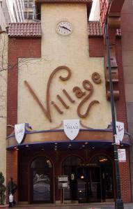Entrance Italian Village