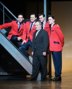 Daley and Jersey Boys