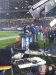 Sunday Night Football - it's Bob Costas!