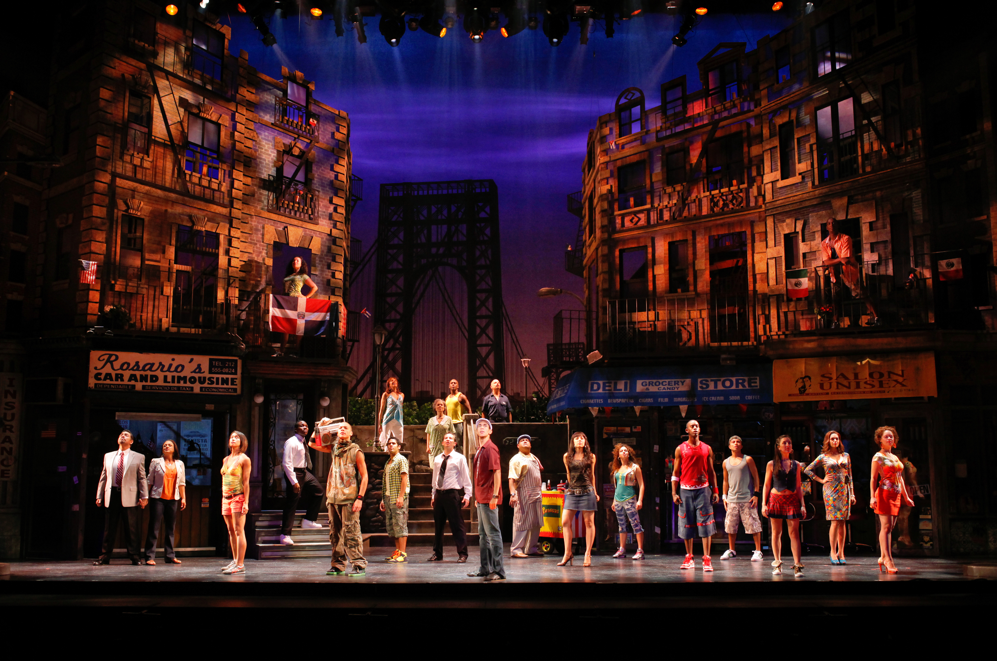 In The Heights Archives Broadway In Chicago