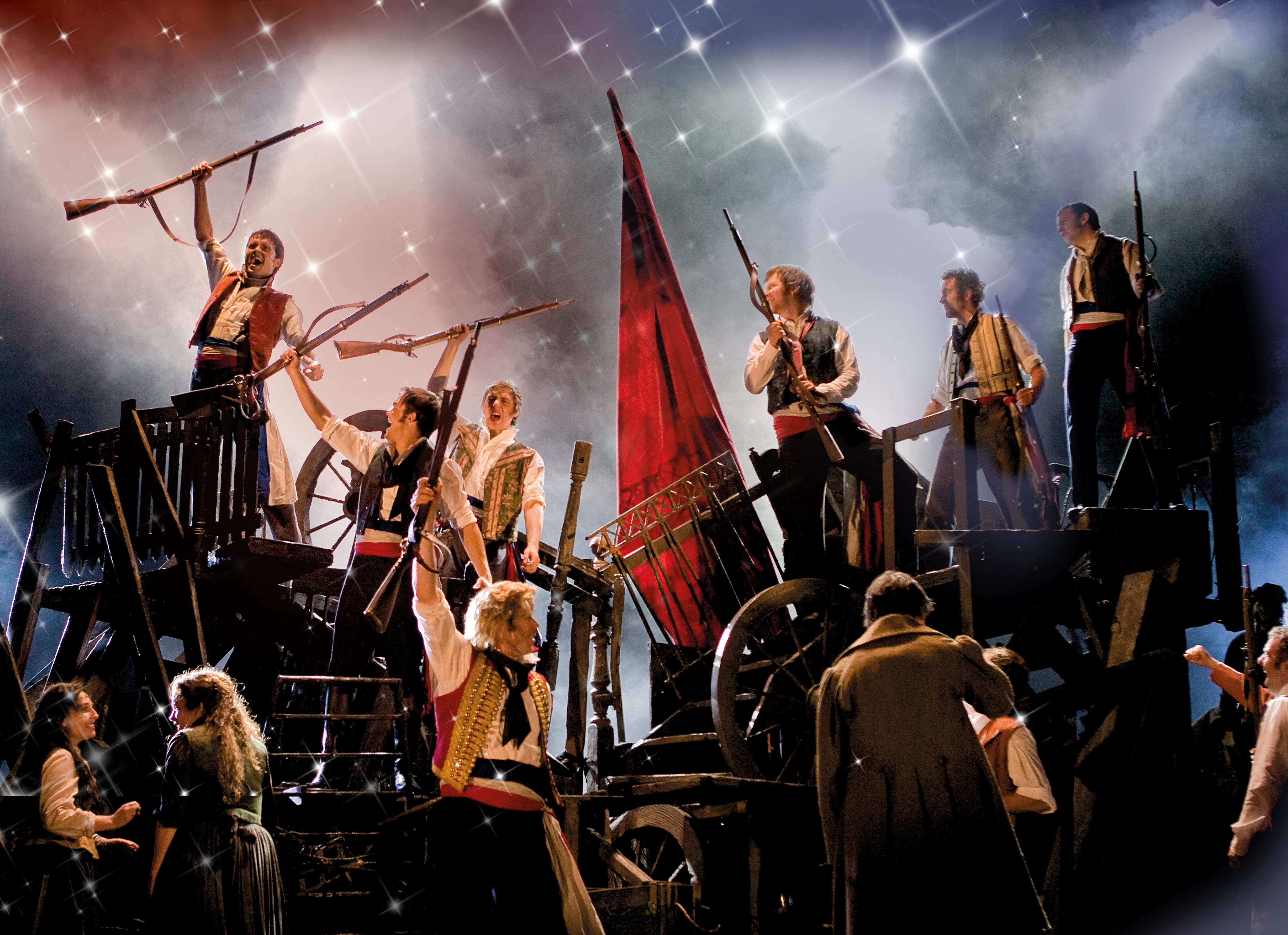 25 years of Les Miserables | Broadway In Chicago's Weblog