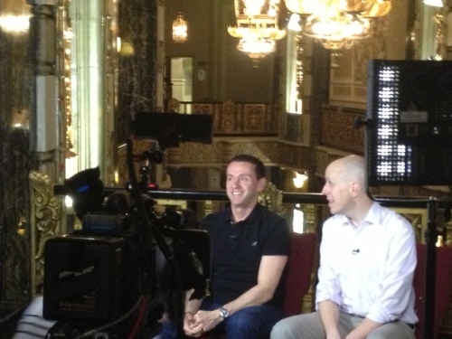 Andrew Lippa and John August