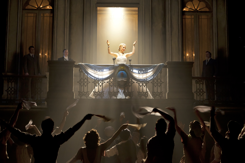 Evita Original Broadway Cast