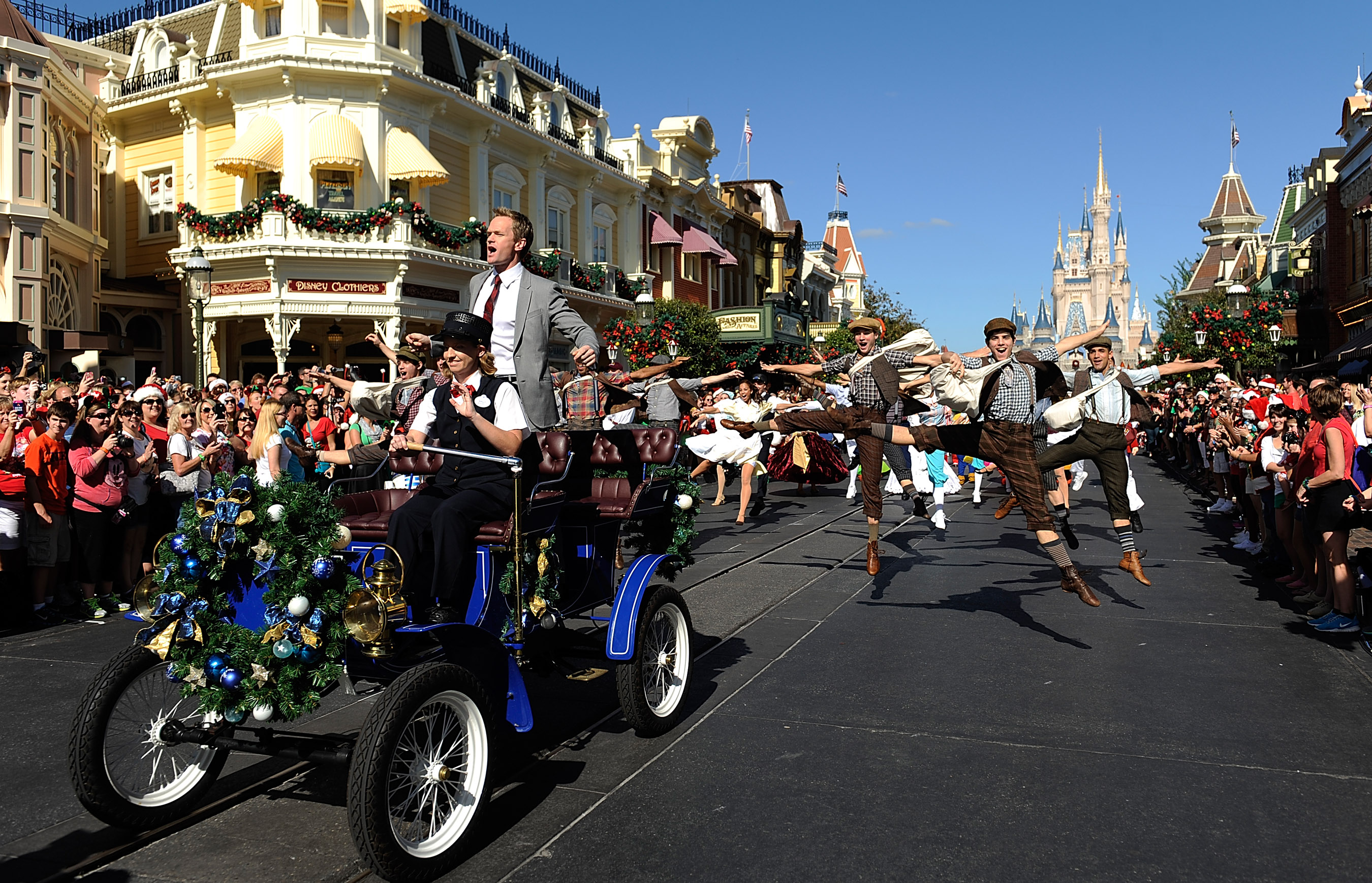 image - Disney Christmas Day Parade