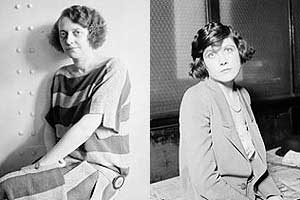 Left: Belva Gaertner, Right: Beulah Annan